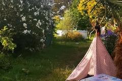 NOS JARDINS A LOUER: Beau jardin journée ou soirée