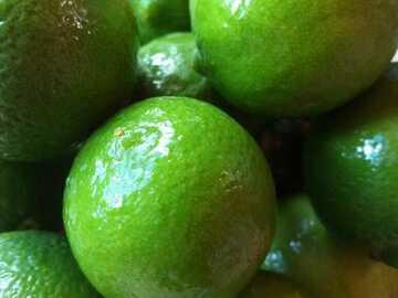 Vente avec paiement en direct: Citron vert