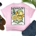 Selling with online payment: Squeeze The Day Southern Tee