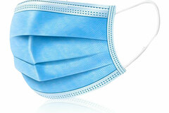 Products for Sale: 3-PLY DISPOSABLE FACE MASK