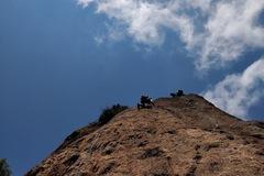Climbing partner : Climbing partner in costa brava