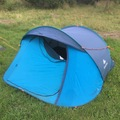Renting out with online payment: Quechua Pop UP Tent for 2XL - courier service available