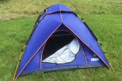 Renting out with online payment: OL Pro Pop Tent - courier service available