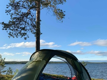 Renting out (per day): Fjällräven Abisko View 2
