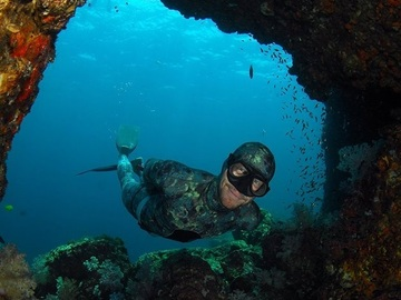 Freediving courses: AIDA 4 Master Freediver Course in Dahab