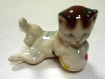 Vente: Figurines chaton