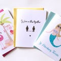 Selling with online payment: Sunshine Snail Mail Card Set