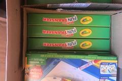 Buy Now: Crayola Dry Erase Fun Transfer Kit Drawing game 50 UNITS