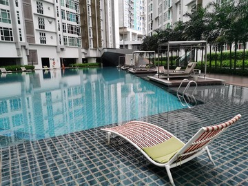 For sale: Central Residence Sungai Besi Studio For Sale