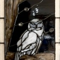Selling with online payment: Stained Glass Panel, Small