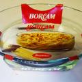 Vente: Petit plat ovale en verre 26 x18 cm