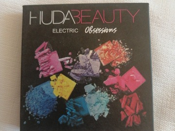 Venta: Huda beauty electric obsessions