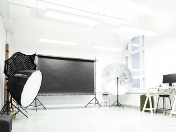 Renting out: Studio at Bulevardi