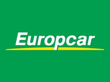 """Vente: Avoir Europcar - """"billet de location"""" (50€)"""