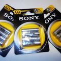 Vente: Lot de 3 packs de piles AAA 1.5 V