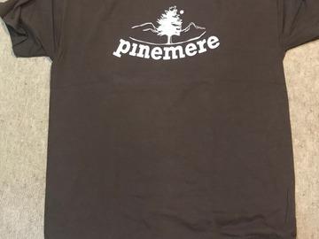 Selling A Singular Item: Brown Supervisor T-Shirt