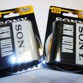 Vente: Lot de 2 piles 4,5 V - 3R12 - 4,5 V