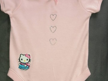 For Sale: Baby girl hello kitty vest