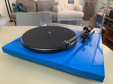 Vente: Platine Vinyles ProJect Debut III