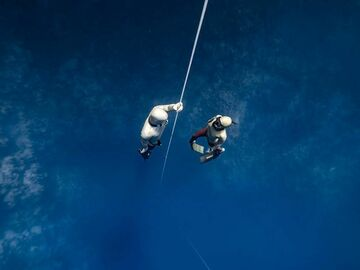 Freediving courses: AIDA Instructor Crossover Course in Dahab