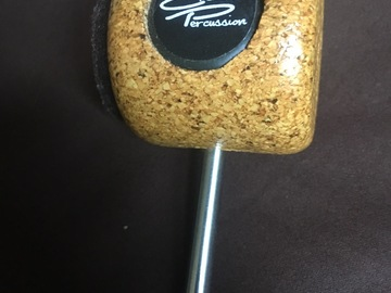 Selling with online payment: Creative Percussion Cork BD Beater