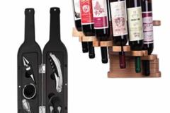 Buy Now: Bartender Starter Kit within a Bottle