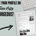 Offering online services: Enhance Your Tribe Hire Profile