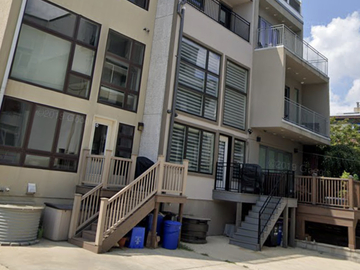 Monthly Rentals (Owner approval required): Philadelphia PA, Northern Liberties parking space available.