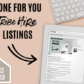 Offering online services: Done For You - 5 Tribe Hire Listings