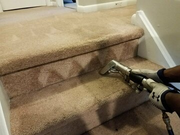 Offering without online payment: Fresh Start Carpet Cleaning in Rancocas NJ