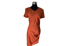 For Sale: BEC & BRIDGE: Savanah Tee Dress | Size 12 | Rust