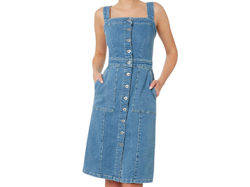 For Sale: OUTLAND DENIM: Charlotte Dress | Medium
