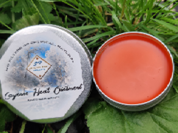 For Sale: Cayenne Pain Relief Salve