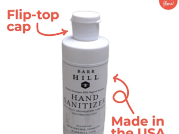 Sell your product: Hand Sanitizer, 8oz Flip-Top Bottle, 80% Ethyl Alcohol