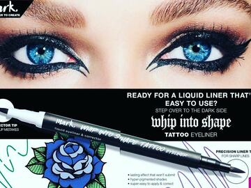 Selling with online payment: Mark. Tattoo Eyeliner