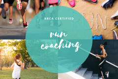 Service: RRCA Certified Run Coach- Making running approachable and fun!