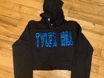 Selling A Singular Item: Tyler Hill Crop Light Weight Hoodie