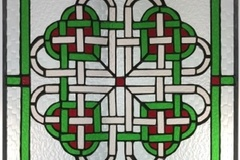 Selling with online payment: Stained Glass Panel, Large