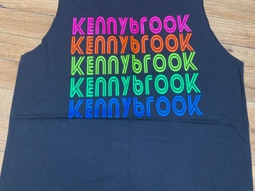Selling A Singular Item: Kennybrook Neon Repeat Tank