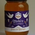 Vente avec paiement en direct: Miel de Fleurs de montagne  Bio - 500g