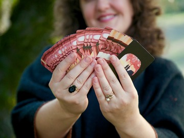 Online Payment - Group Session - Pay per Session: Create Your Own Divination Deck