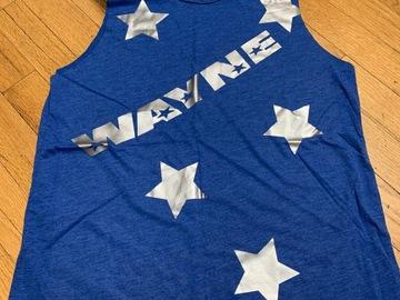 Selling A Singular Item: Wayne Star Tank