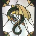 Selling with online payment: Stained Glass Panels- Medium