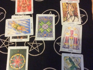 Selling: Celtic cross tarot reading