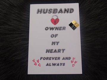 For Sale: Husband (owner of my heart)