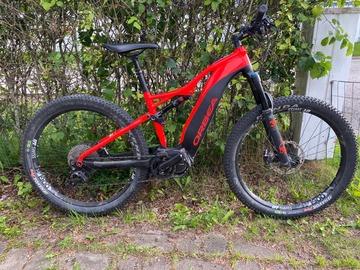 Vuokrataan (päivä): Sähköavusteinen maastopyörä Orbea Advanced Dynamics FS E-bike
