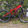 Renting out (per day): Sähköavusteinen maastopyörä Orbea Advanced Dynamics FS E-bike