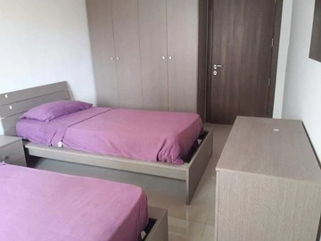 Rooms for rent: Nice bedroom for your semester in Malta