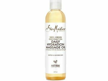 For Sale: Shea Moisture 100% Virgin Coconut Massage Oil