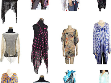 Buy Now: 25 Assorted Womens Summer Kimonos / Outerwear
